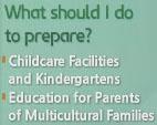 Childbirth education for my child